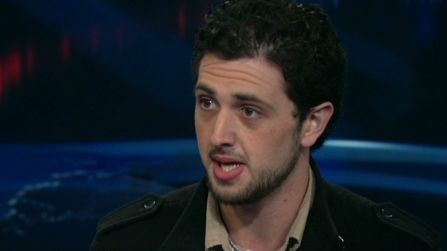 Syrian activist answers accusations