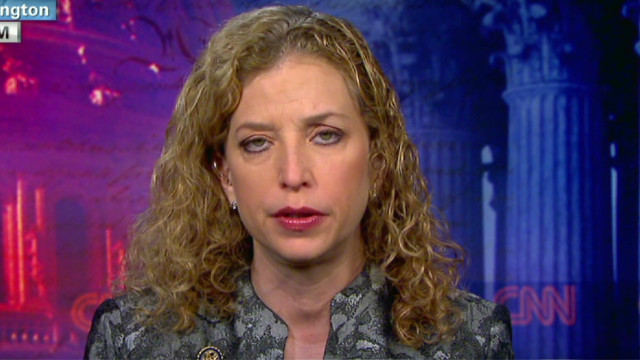 exp point wasserman schultz obama speech_00002001
