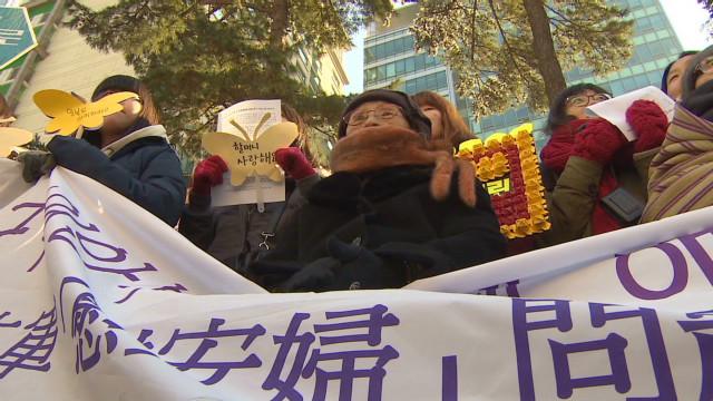 Justice for 'comfort women'