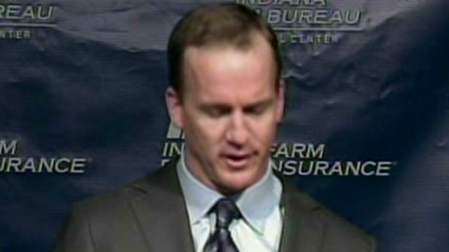 Peyton Manning: 'Nothing lasts forever'