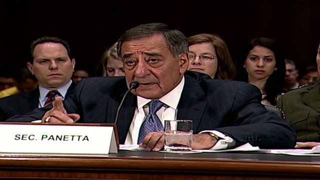 Panetta: Pressure mounting on Syria