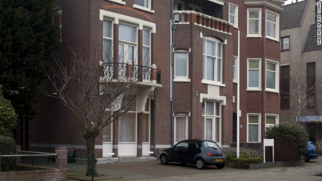The Netherlands' first euthanasia clinic (pictured), located in Amsterdam, will offer mobile service to patients.