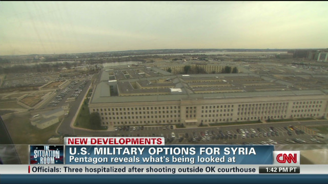 Military resists intervening in Syria