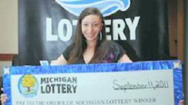 State stops welfare pay to lotto winner