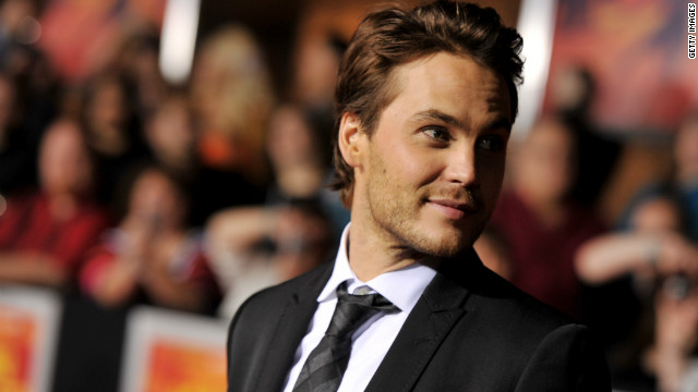 "When reached by The Los Angeles Times about playing Finnick, Taylor Kitsch had a terse response: ""Not going to happen."""