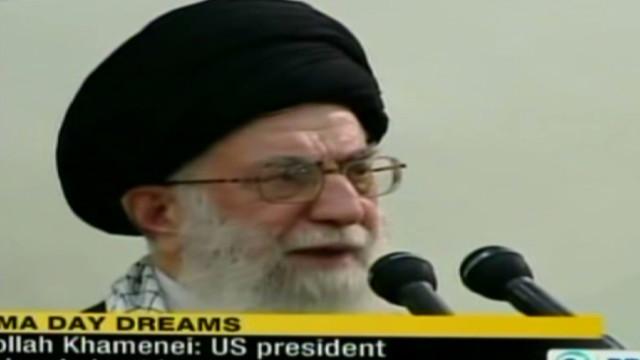 Iran's leader: Obama comments 'positive'