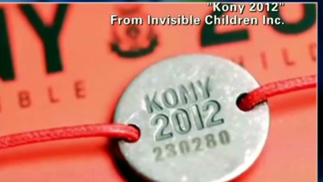 Filmmaker: Kony, you hear us, surrender