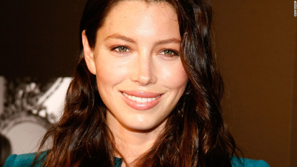 "Jessica Biel has forged a reputation of going out with little to no makeup. She <a href=""http://www.people.com/people/package/gallery/0,,20193583_20036559_20050783,00.html?cnn=yes"" target=""_blank"">told People</a>: ""There's a vulnerability to being photographed without having your eyes defined or your eyebrows filled in, but I don't wear a lot of makeup in my personal life. I find that men, in my past, have preferred me without it. They always said, 'No, take that off.' """