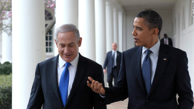 Israel's concern about Iran was on the agenda when Israeli Prime Minister Benjamin Netanyahu met President Obama this week.