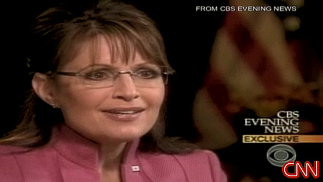 2008: Palin: Don't question Israel