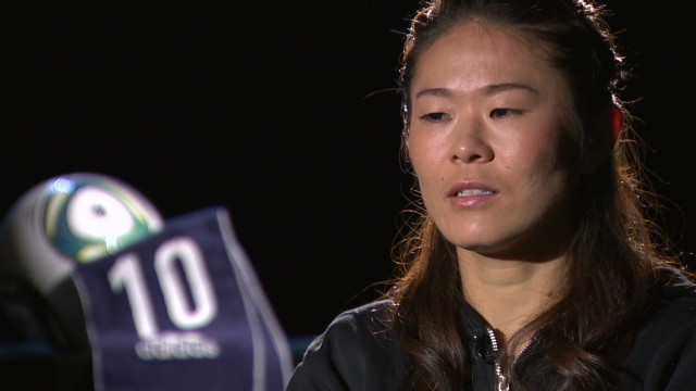 Homare Sawa: Soccer star inspires nation