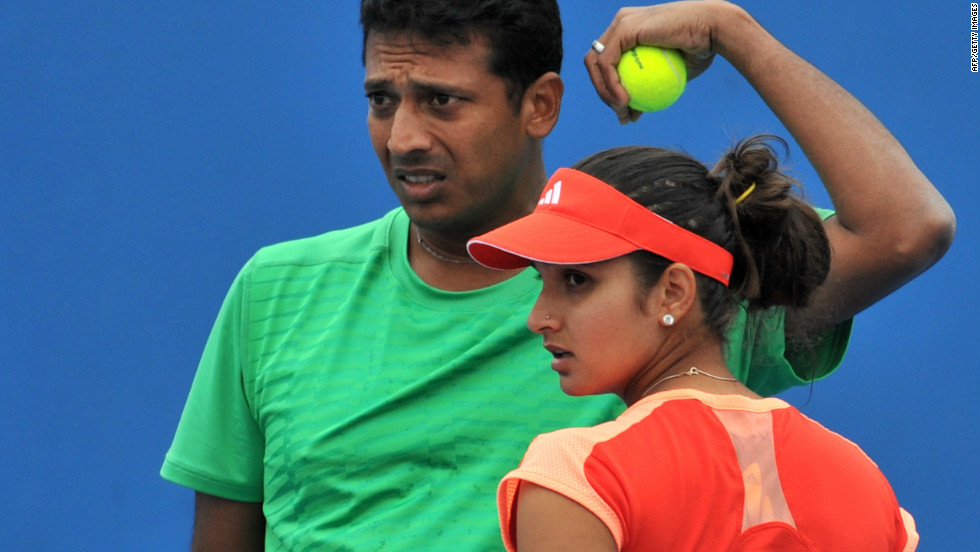 Bhupathi also acts as agent to two fellow players -- India's top-ranked male, Somdev Devvarman, and Sania Mirza, the first Indian woman to ever break into the top 30. Mirza and Bhupathi won the Australian Open mixed doubles in 2009.