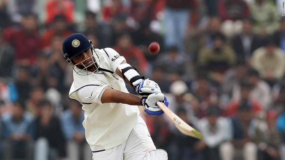 Dravid endured an unsatisfactory 2008, but he did end the year on a high with a century against England in Mohali in December.