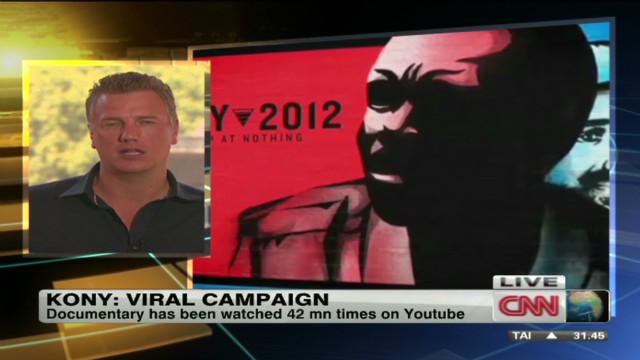 Ugandans feel Kony message too late