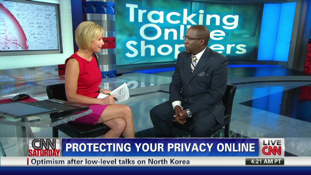 Online privacy tips from Clyde Anderson