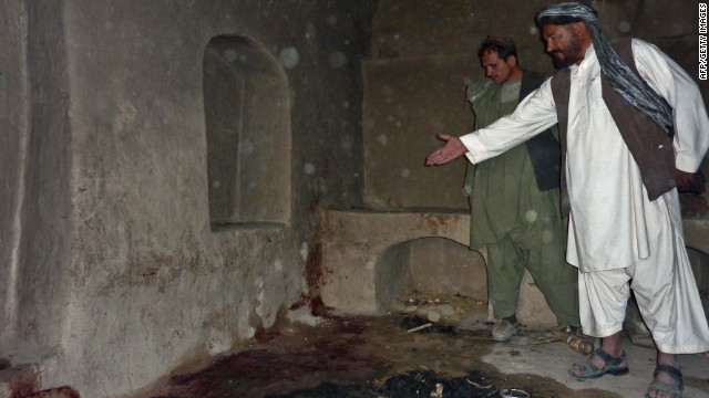 Kandahar killings: Disparities abound