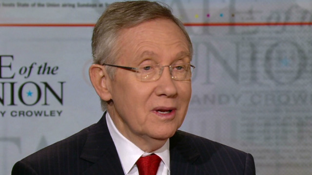 Reid: Afghanistan timetable still works