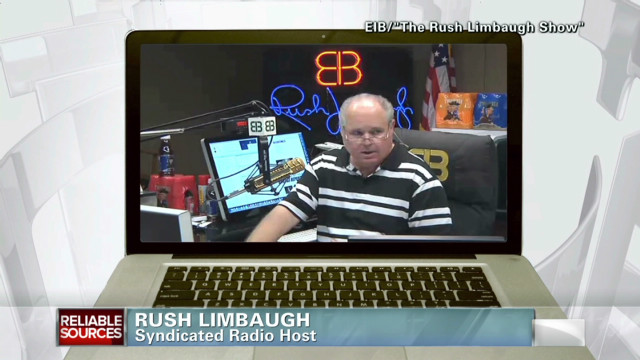 Limbaugh's apology war