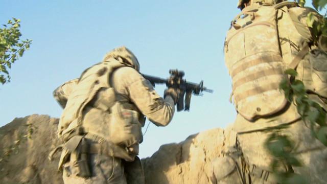 U.S. soldier kills 16 Afghan civilians