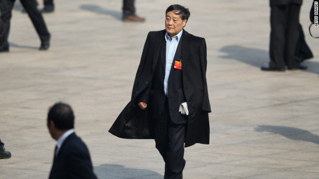 Zong Qinghou, chairman of Hangzhou Wahaha Group Co., is China's richest man.