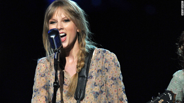 """I really want to go out on the road in the spring,"" said Taylor Swift, whose fourth studio LP is due out October 22."