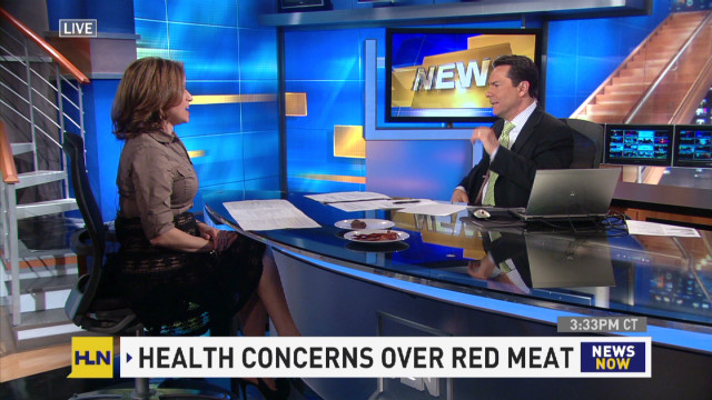Is eating red meat bad for health?