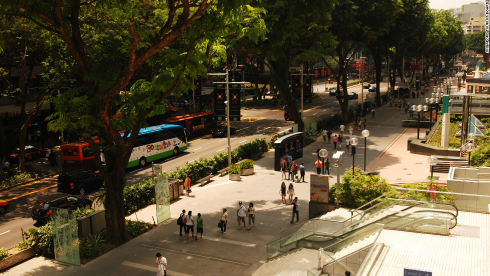 There are bargains aplenty to be had on Orchard Road, one of Singapore's main shopping thoroughfares, says Low.
