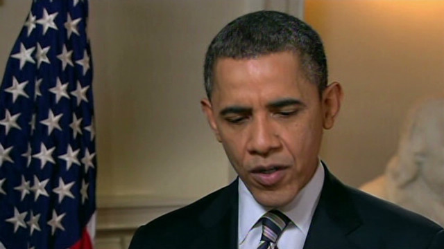 Obama: Afghanistan killing 'tragic'
