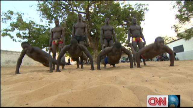 Senegal's wrestling boom