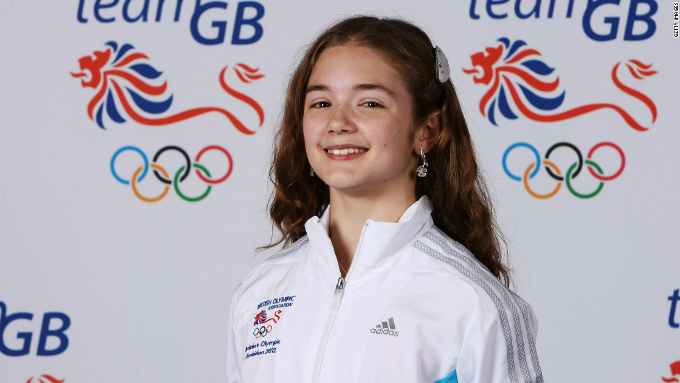 Pinches took up gymnastics when she was six and became an English champion in 2007 at the age of 13.