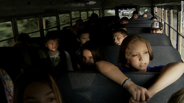 "A still from the documentary ""Bully."""