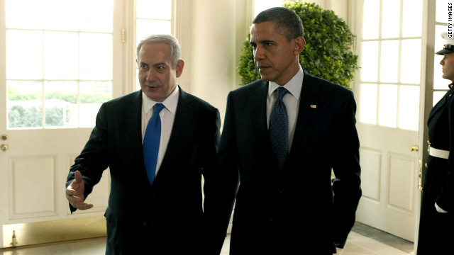 President Obama met with Prime Minister Benjamin Netanyahu at the White House on March 5.