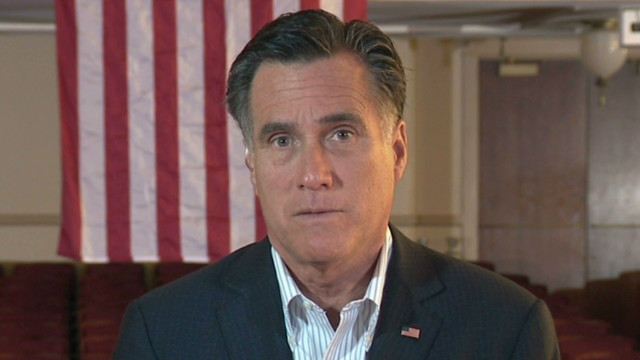 Romney cautious on Afghanistan