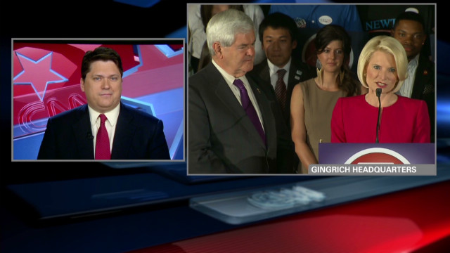 Gingrich adviser on Santorum success