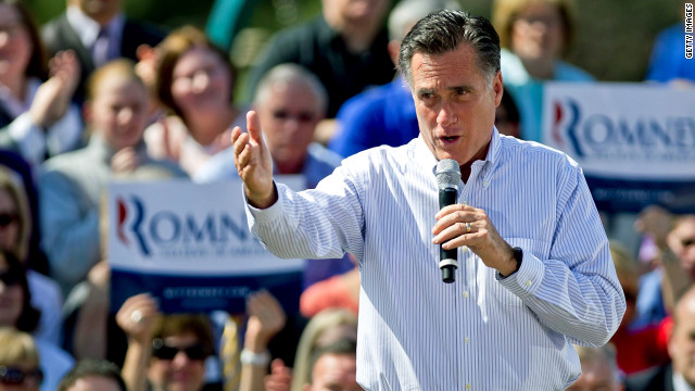 Romney: Get rid of Planned Parenthood