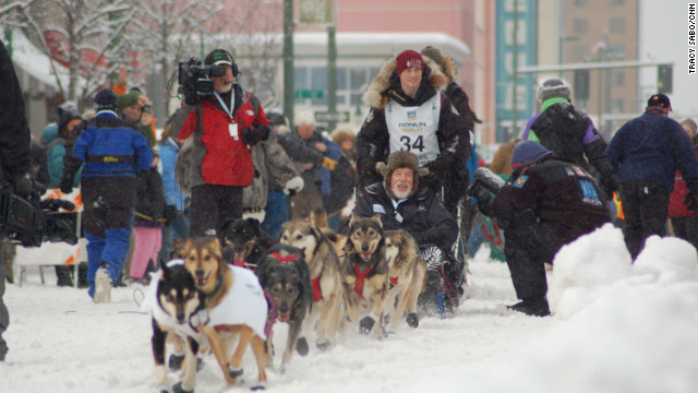 At 25 years old, Dallas Seavey is the youngest winner of Alaska's famed Iditarod Sled Dog race.