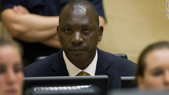 ICC finds Congolese warlord guilty