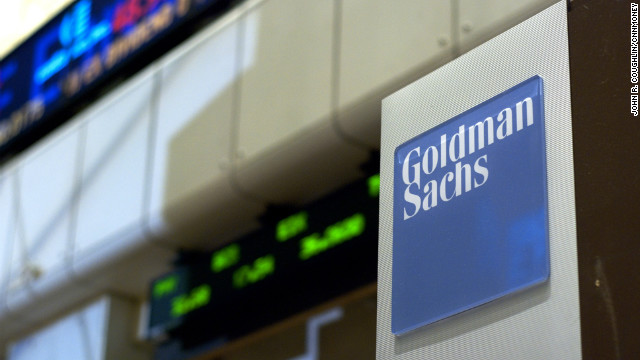 Education company co-founded by Goldman Sachs is at the center of a Chinese corruption probe.