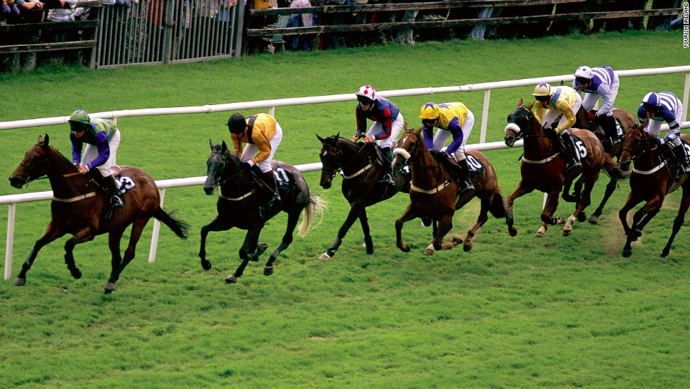 The Galway Races horse racing festival starts at the end of July every year. It is held at Ballybrit Racecourse in Galway.
