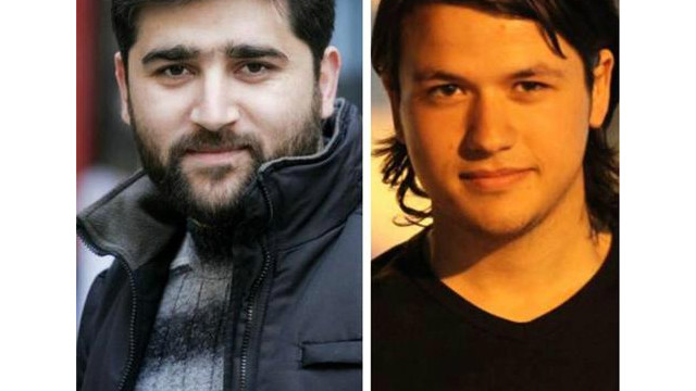 Turkish journalist Adem Ozkose (left) and Hamit Coskun are missing in Syria, according to the Milat newspaper.