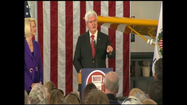 Gingrich: Obama is 'for Saudi oil'