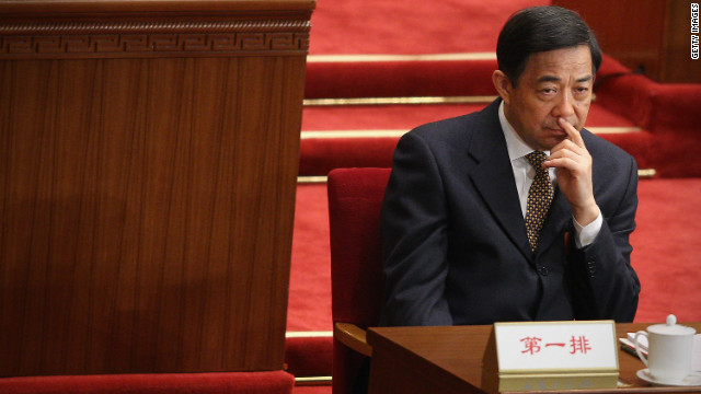 Reaction mixed to Bo Xilai's ouster