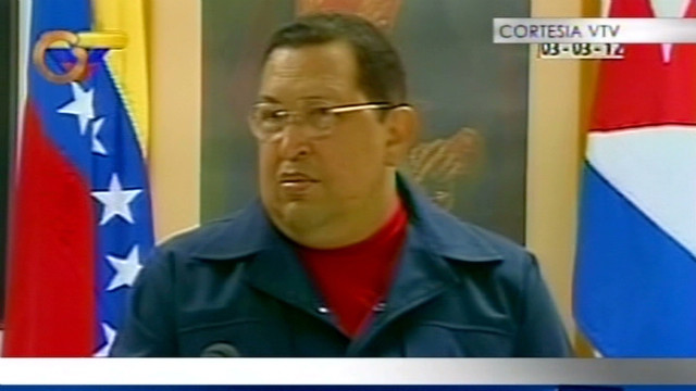Chavez heads home after cancer treatment