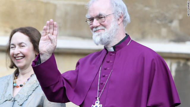 Archbishop of Canterbury Rowan Williams has accepted the position of master of Magdalene College at Cambridge University.