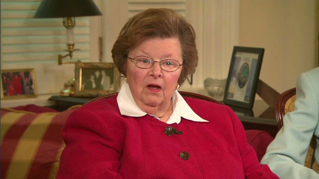 Mikulski becomes longest serving female _00083328