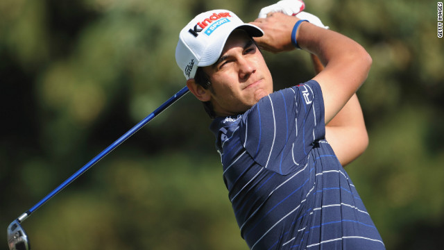 Manassero's hopes for the future