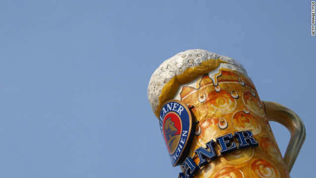 "Paulaner am Nockherberg is Munich's most famous watering hole for ""strong beer festival"" Starkbierzeit."