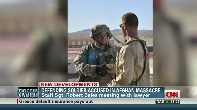 New info on Afghan massacre suspect