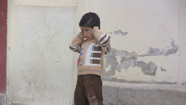Syria's maimed children cry out