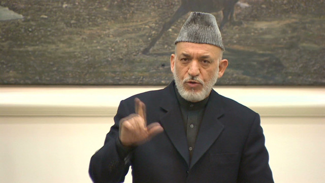 Karzai doubts U.S. account of rampage